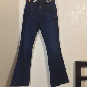 Gap | Long & Lean Flare Jeans 26/2R